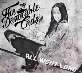 Damnable Cads - All Night Long cover